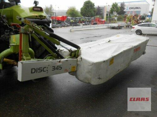 Claas Disco 3450