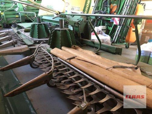 Krone Easy Collect 6000 Year of Build 2010 Langenau