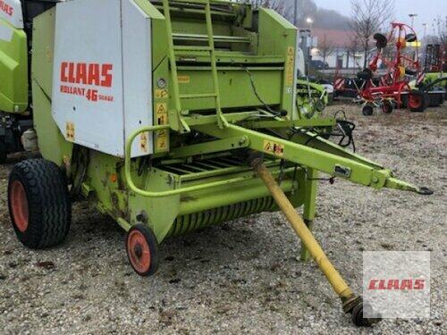 Claas Rollant 46 Year of Build 1995 Langenau