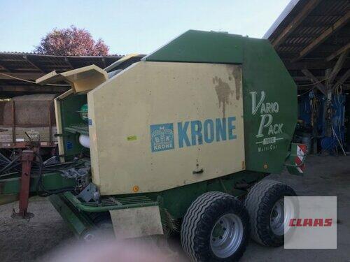 Krone Vario Pack 1800 Year of Build 2001 Langenau