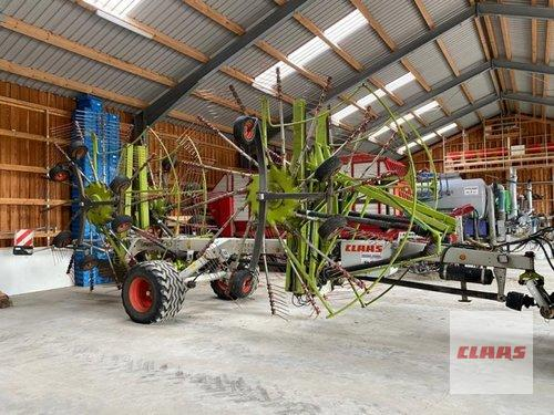 Claas Liner 4000 Year of Build 2010 Langenau
