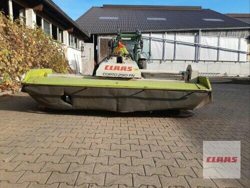 Claas Corto 290 FN Year of Build 2005 Langenau