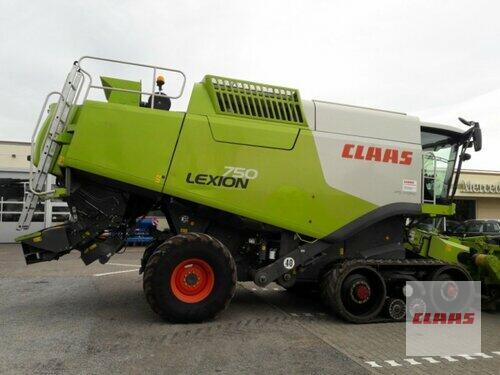 Mähdrescher Claas - Lexion 750 TT PREIS reduziert !!!