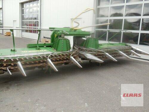 Krone Easy Collect 6000 Passend Zu Claas Année de construction 2010 Langenau