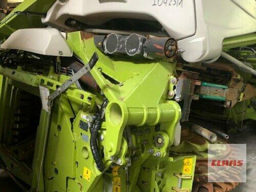 Claas Orbis 750 Año de fabricación 2012 Langenau