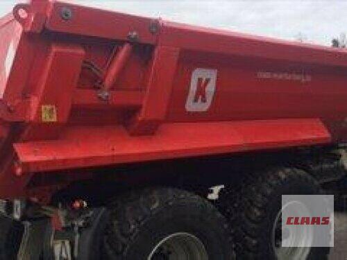 Kröger Terraliner Mup 20 Hp Rok výroby 2016 Neuenstein