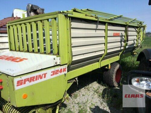 Claas Sprint 324 K Baujahr 1991 Neuenstein