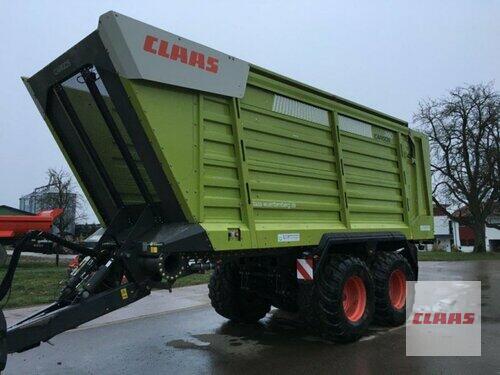 Claas Cargos 740 Baujahr 2017 Neuenstein