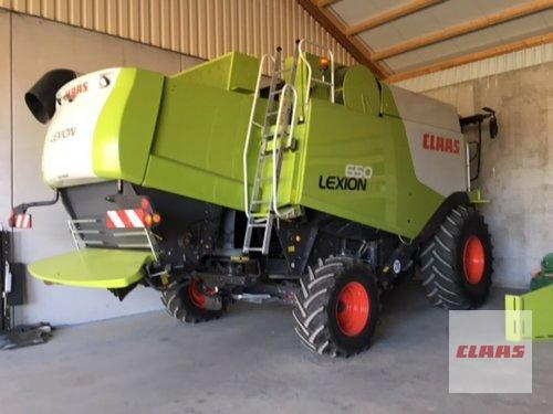 Claas Lexion 650 Year of Build 2011 Osterburken