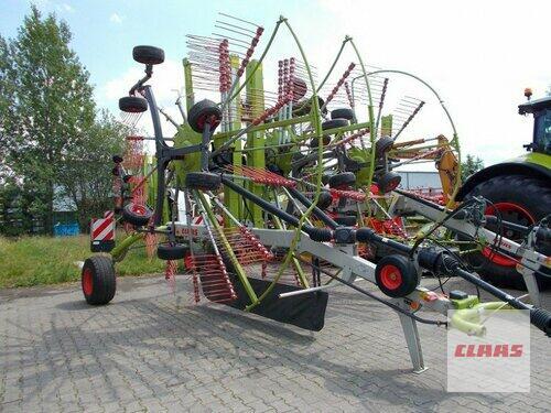 Claas Liner 3100 Rok produkcji 2012 Hartmannsdorf