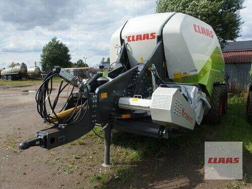 Claas Quadrant 3200 RC Année de construction 2014 Hartmannsdorf