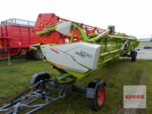 Claas Vario 1200 Baujahr 2012 Hartmannsdorf