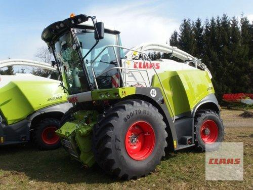 Claas Jaguar 950 Year of Build 2016 4WD