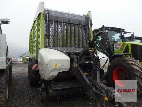 Claas Cargos 8400 Byggeår 2016 Hartmannsdorf