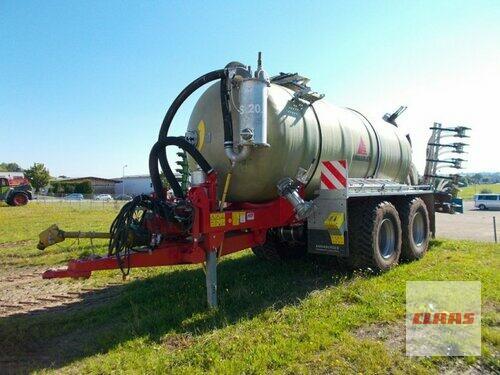 Annaburger Hts 20k.27 Año de fabricación 2015 Hartmannsdorf
