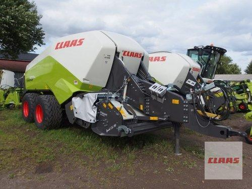 Claas Quadrant 3200 RC Year of Build 2014 Hartmannsdorf