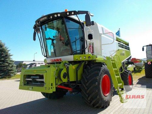 Claas Lexion 760 Montana Year of Build 2015 Hartmannsdorf
