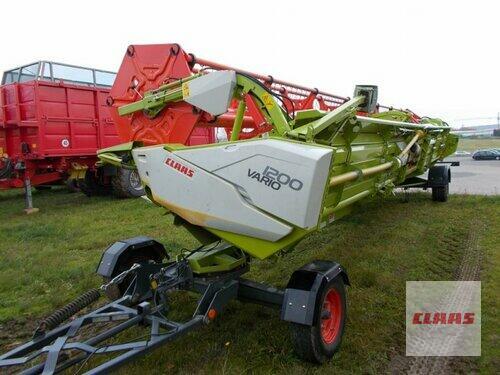 Claas Vario 1200 Год выпуска 2012 Hartmannsdorf