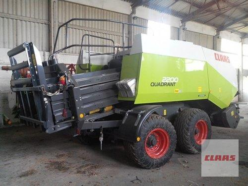 Claas Quadrant 2200 RF Advantage Year of Build 2014 Hartmannsdorf