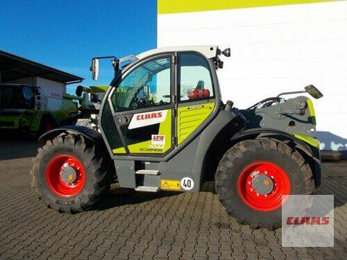 Claas Scorpion 7044 Rok produkcji 2015 Hartmannsdorf