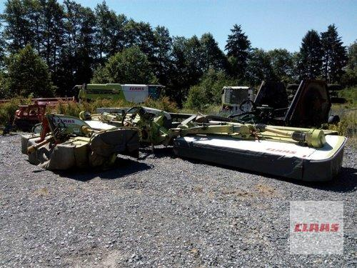 Claas Disco 1100 C Business & Disco 3200 FC