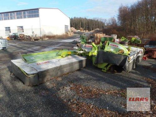 Claas Disco 8600 C Duo Year of Build 2010 Hartmannsdorf