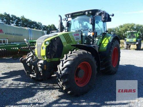 Claas Arion 650 Cmatic Year of Build 2015 Hartmannsdorf