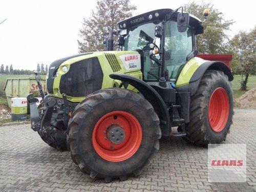 Claas Axion 870 Cmatic Année de construction 2016 Hartmannsdorf
