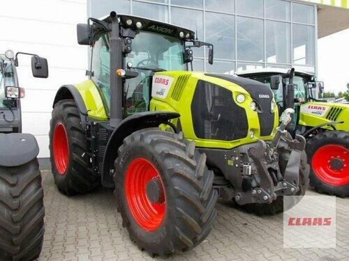 Claas Axion 810 CIS Anul fabricaţiei 2014 Hartmannsdorf