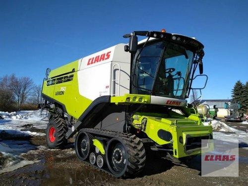 Claas Lexion 760 Terra Trac Year of Build 2015 Hartmannsdorf
