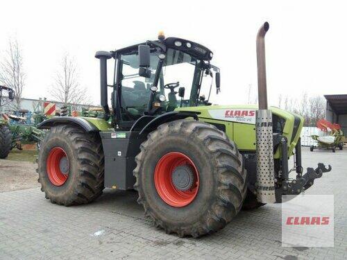 Claas Xerion 3800 Trac VC Año de fabricación 2012 Hartmannsdorf