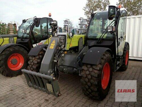 Claas Scorpion 741 Baujahr 2018 Hartmannsdorf
