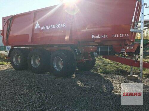 Annaburger Annaburger Eco-Liner Hts29g.14 Årsmodell 2019 Hartmannsdorf