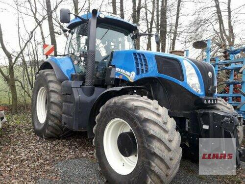 New Holland T 8.390 Godina proizvodnje 2013 Hartmannsdorf