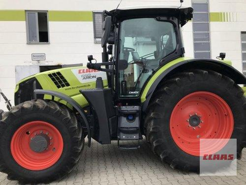 Claas ARION 660 CMATIC  CEBIS CLAAS