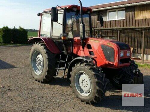 Belarus 952.4 Traktor Baujahr 2014 Hartmannsdorf