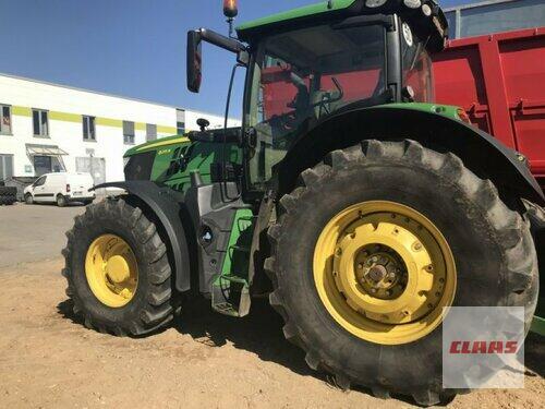 John Deere 6215R Year of Build 2015 Hartmannsdorf