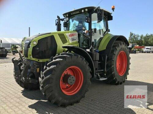 Claas Axion 850 CIS+ Baujahr 2019 Hartmannsdorf