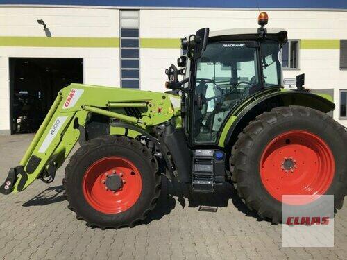 Claas Traktor Claas Arion 430 Cis Baujahr 2018 Allrad