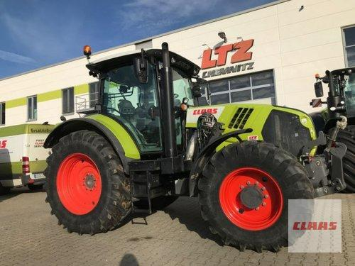 Claas Gebr. Arion 650 Cis Front Loader Year of Build 2017