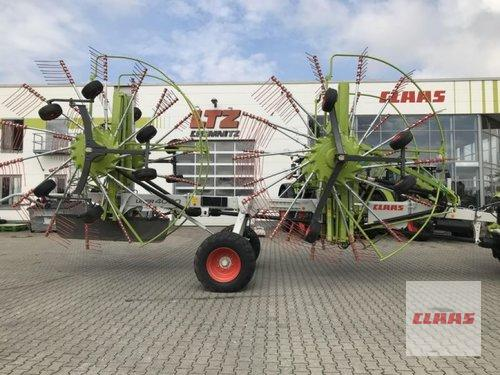 Claas Liner 4000 Comfort Claas Schwa Year of Build 2020 Hartmannsdorf
