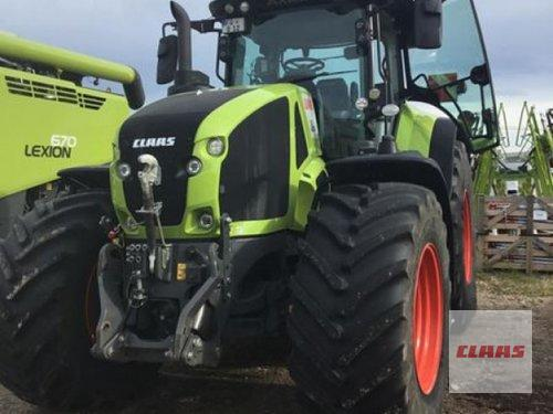Claas Axion 930 Cmatic Cebis Year of Build 2018 Hartmannsdorf