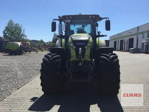 Claas AXION 850 CMATIC  CEBIS CLAAS