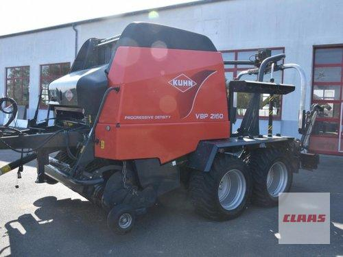 Kuhn Vbp 2160 Year of Build 2013 Hartmannsdorf