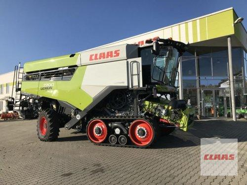 Claas Lexion 7700 Tt E5 Claas Mähdre Year of Build 2020 Hartmannsdorf