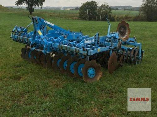 Lemken Rubin 9/300 Year of Build 2008 Hartmannsdorf