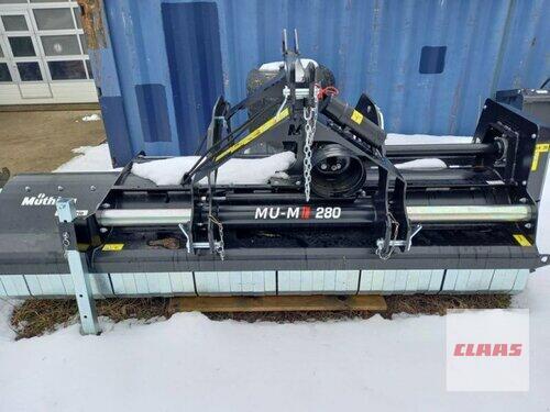 Mu-Vs 280-2.0 Mulcher Anul fabricaţiei 2020 Hartmannsdorf