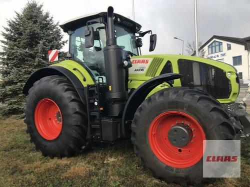 Claas Axion 930 Cmatic Cebis Year of Build 2019 Hartmannsdorf