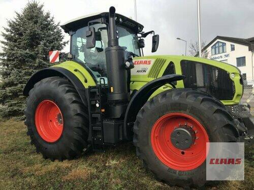 Claas Axion 930 Cmatic Cebis Byggeår 2019 Hartmannsdorf