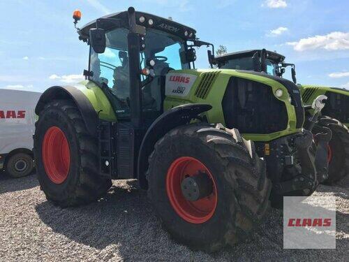 Claas Axion 830 Cmatic Bouwjaar 2017 Hartmannsdorf